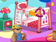 Twin Baby Room Decoration