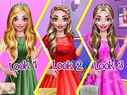 Amy's Princess Look