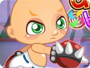 Angry Baby Run