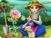 Anna Grows Flowers