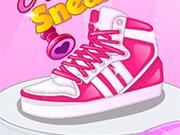 Ariana Inspired Sneaker Design