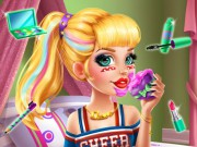 Audrey Cheerleader Real Makeover