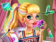 Audrey Cheerleader Real Makeover