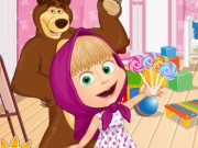 Baby and the Bear Fun Time