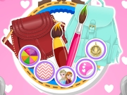 Baby Barbie Disney Bag