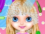 Baby Barbie Fairy Salon