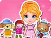 Baby Barbie Hobbies Stuffed Friends