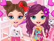 Baby Barbie Pj Party