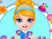 Baby Barbie Princess Dress Design