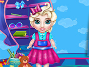Baby Elsa Hidden Objects