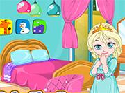 Baby Elsa Room Decorating