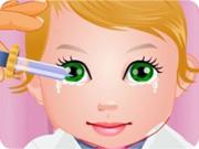 Baby Juliet Eye Care