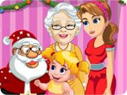 Baby Shona Christmas Eve