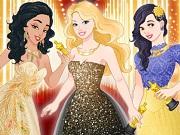 Barbie and Princesses Oscar Ceremony
