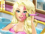 Barbie Ball Spa Ritual