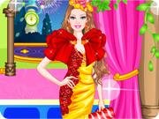 Barbie Celebrity Princess Dress Up