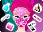 Barbie Diamond Spa Makeover