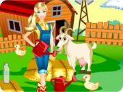 Barbie Farm Day
