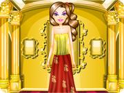 Barbie Golden Girl