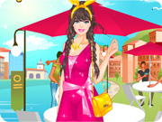 Barbie in Venice Dress Up