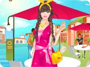 Barbie in Venice Dress Up