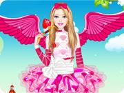 Barbie Love Princess Dress Up