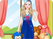 Barbie Morning Princess Dress Up