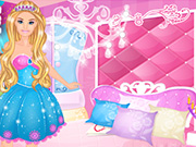 Barbie Older Sister's Room