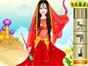 Barbie Persian Princess Dress Up