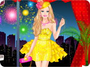 Barbie Rooftop Party Dress Up