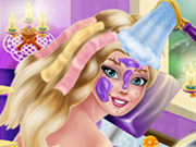 Barbie Spa Therapy