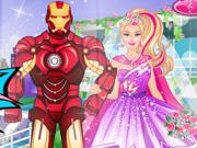 Barbie Superhero Wedding