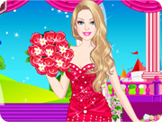 Barbie Wedding Crasher Dress Up