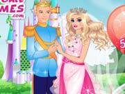 Barbie's 50 Engagement Gowns