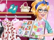 Barbie's Fashion Planner