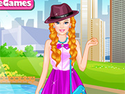 Barbie's Pinterest Looks