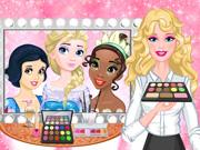 Barbie's Royal Makeup Studio