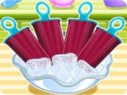 Berry Smoothie Ice Blocks
