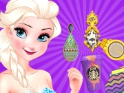 Blogging with Ice Princess