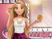 Blonde Princess Makeup Time