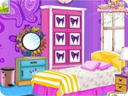 Butterfly Bedroom