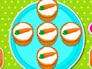 Carroty Hot Cupcakes