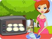 Chef Anita Cherry Cupcakes