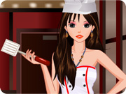Chef Dress up