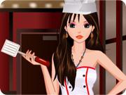 Chef Dress up