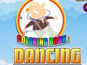Coloring Book Dancing