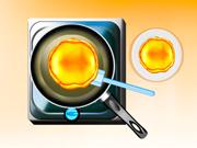 Cooking Breakfast Pancake