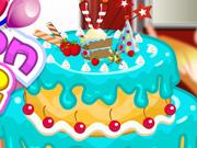 Cooking Celebration Cake 2