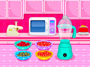 Cooking Fruit Ice Cream