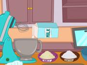 Cutezee's Cooking Academy Elsa Cupcakes
